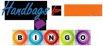 Handbags for Hospice Purse Bingo