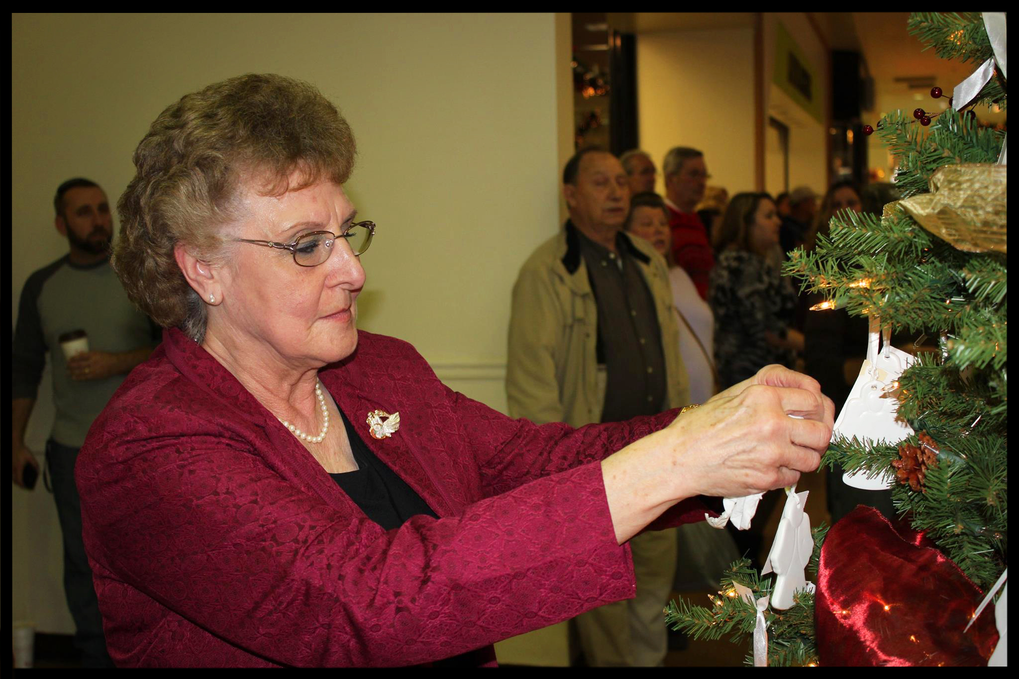 Hospice of Southern West Virginia Angel Tree